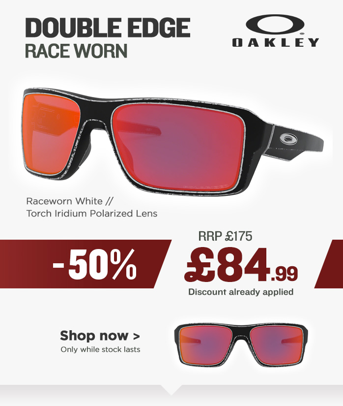 Oakley Sunglasses Sale - Double Edge