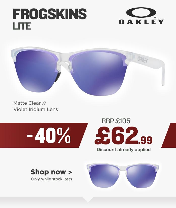 Oakley Sunglasses Sale - Frogskins Lite
