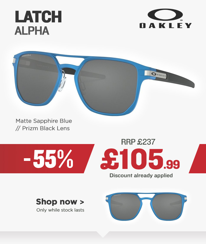 Oakley Sunglasses Sale - Latch Alpha