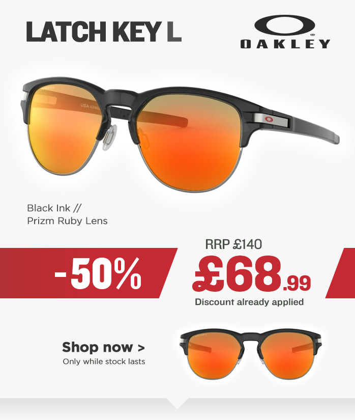 Oakley Sunglasses Sale - Latch Key