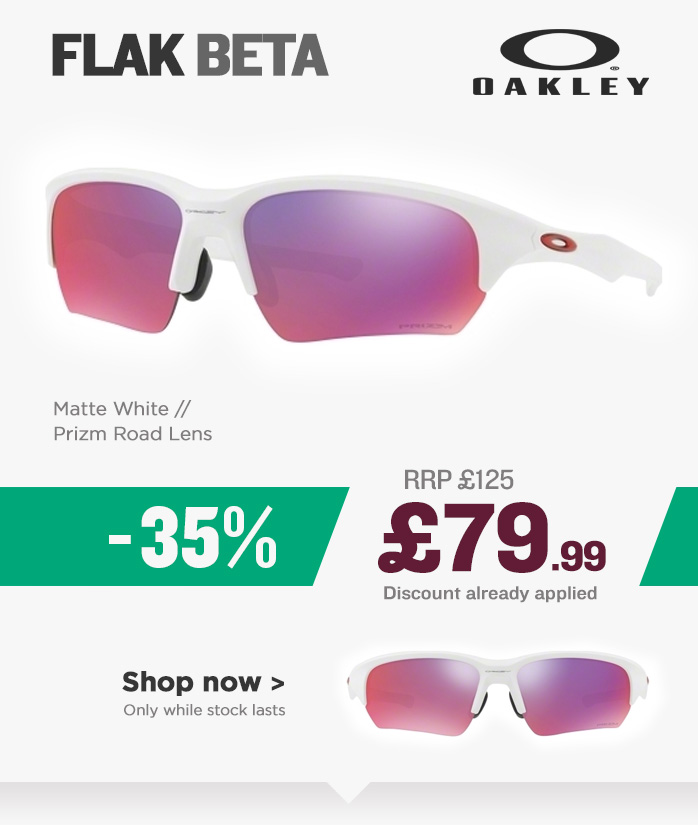 Oakley Sunglasses Sale - Flak Beta
