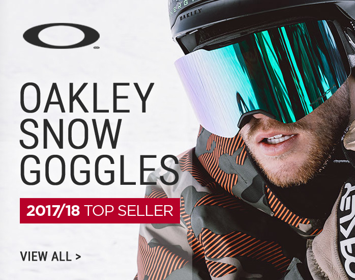 2018 Oakley Ski Goggles