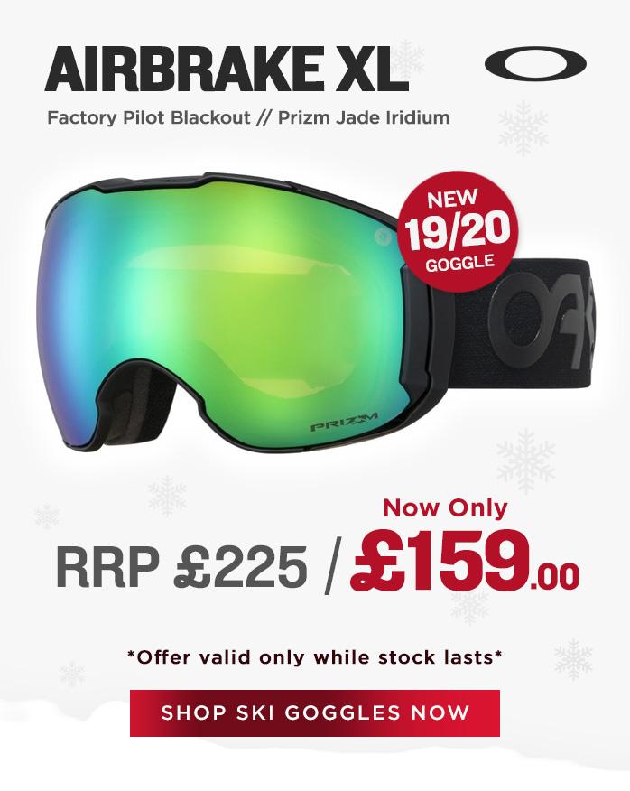 Oakley Goggle Sale - Airbrake