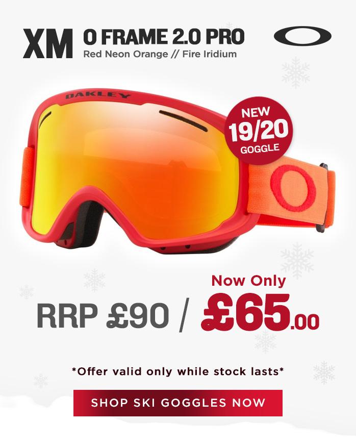Oakley Goggle Sale - O Frame Pro XM