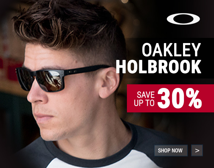 Save 30% - Holbrook Sunglasses from Oakley