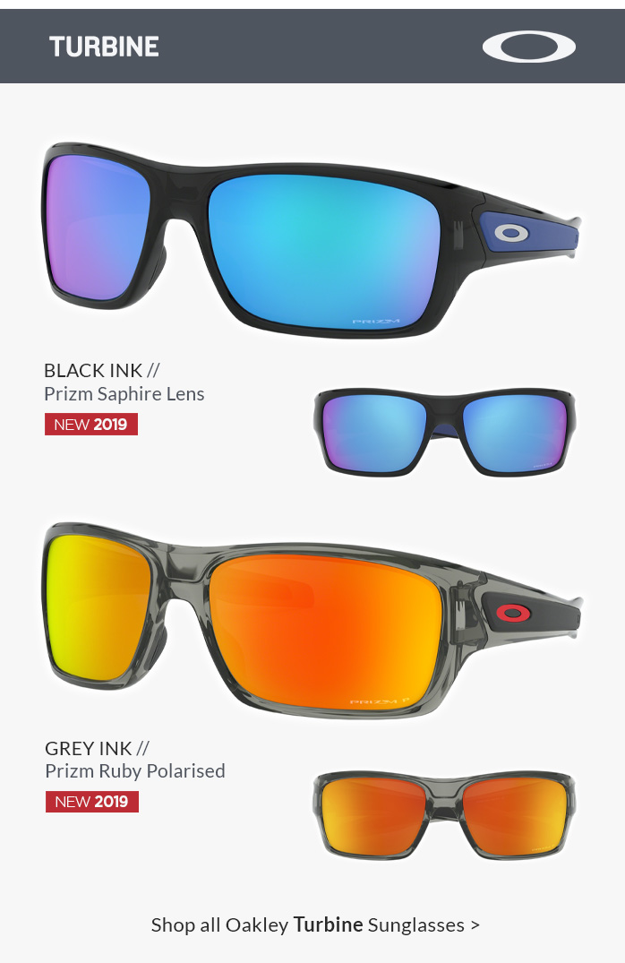 New 2019 Colour - Oakley Turbine