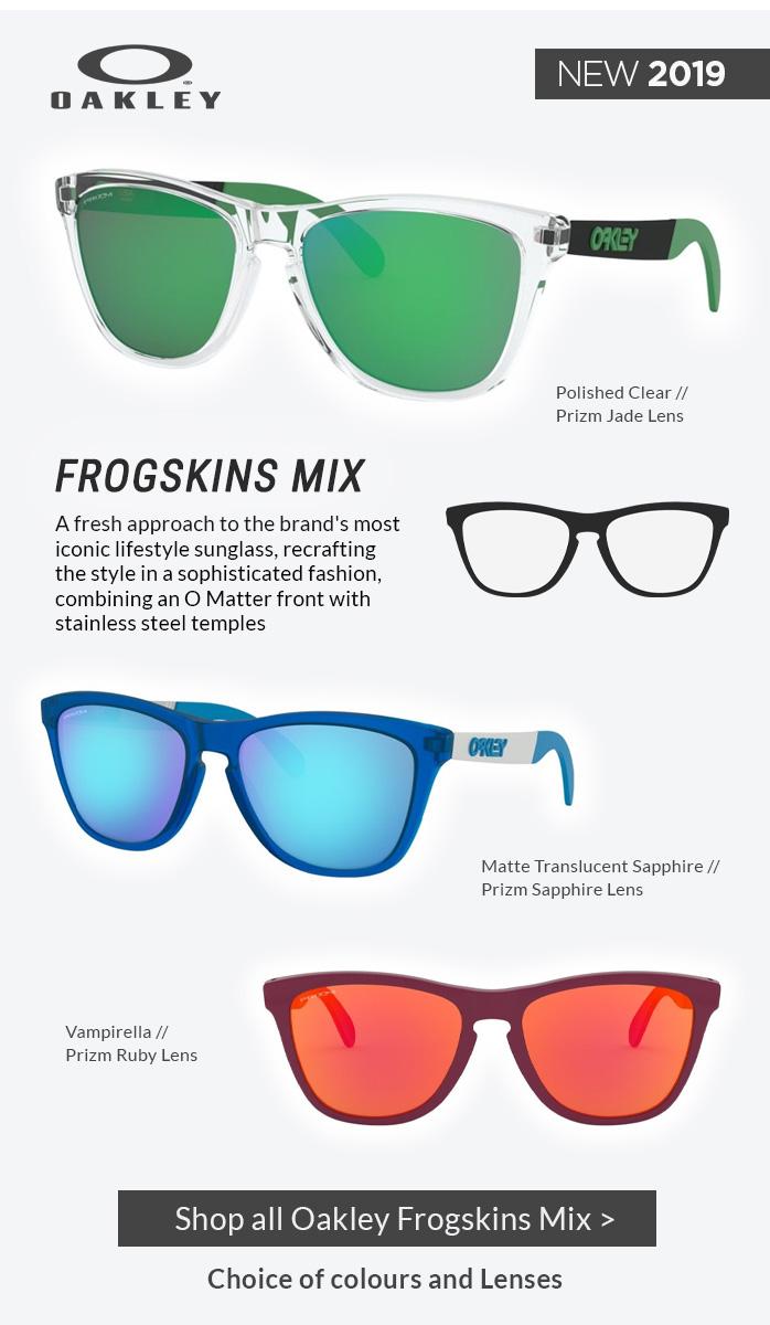 Oakley Frogskins Mix