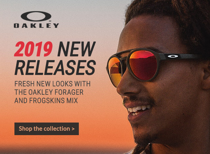 New 2018 Sunglasses from Oakley