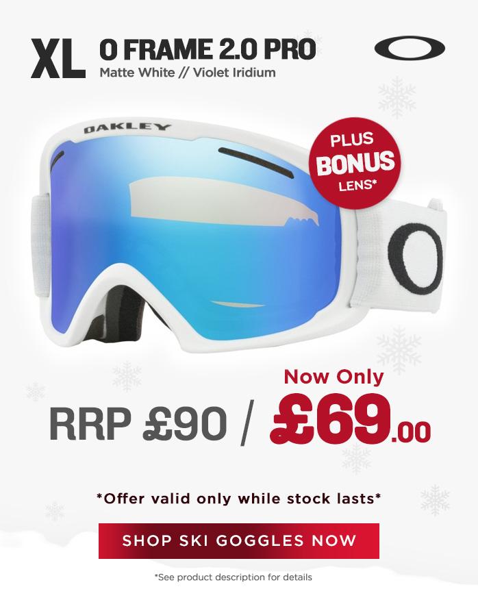 Oakley Goggle Sale - O Frame 2.0 Pro XL