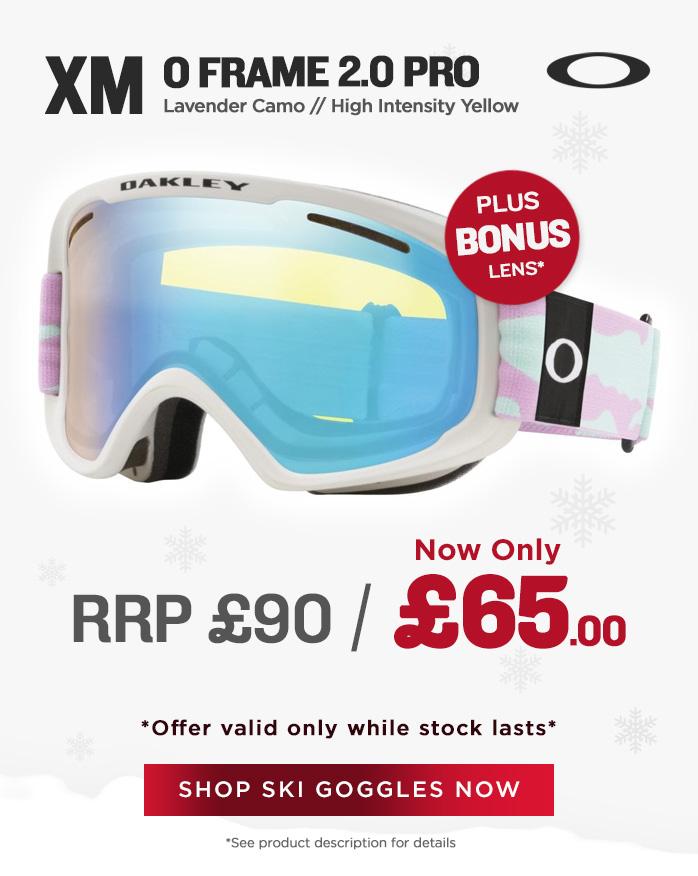 Oakley Goggle Sale - O Frame 2.0 Pro XM