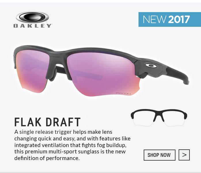 Oakley Flak Draft