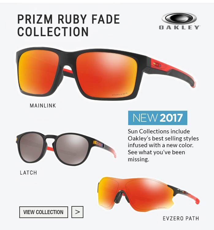 Oakley Ruby Fade