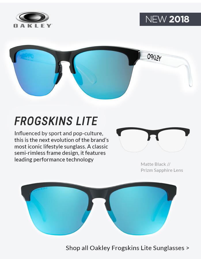 Oakley Frogskins Lite
