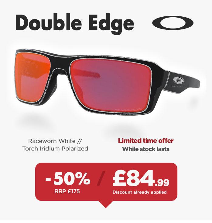 Oakley Sunglasses Sale - Double Edge