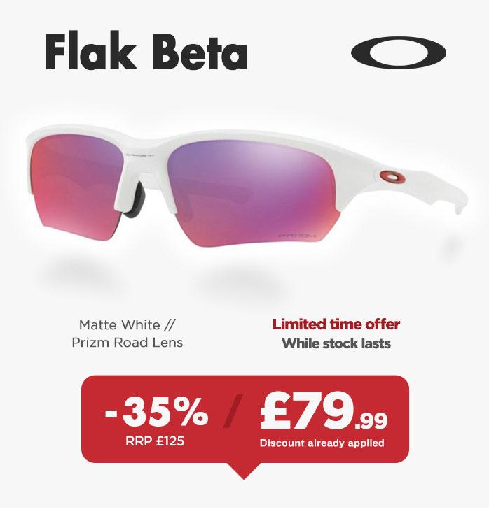 Oakley Sunglasses Sale - Flak Beta