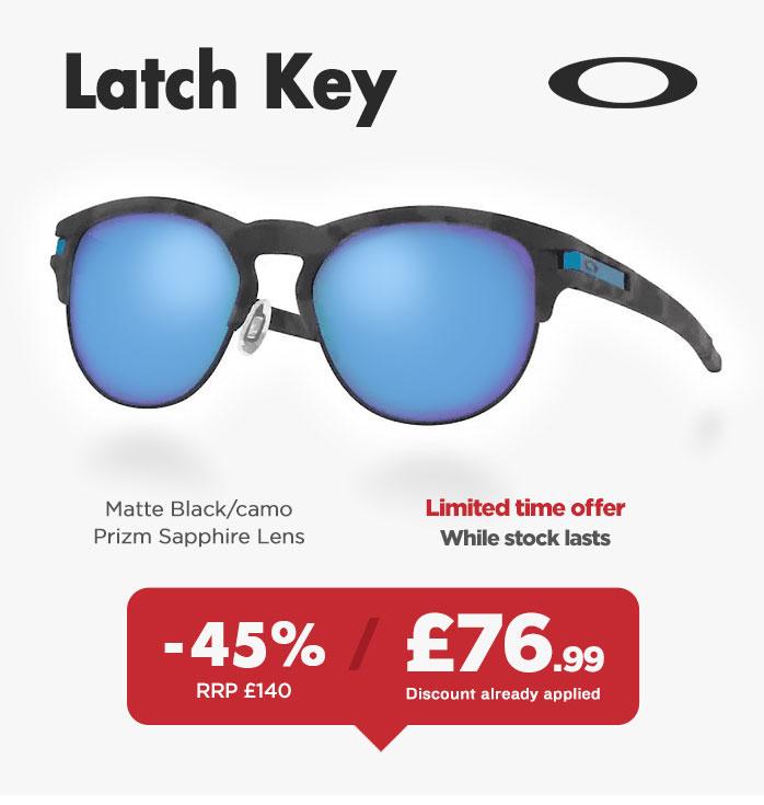 Oakley Sunglasses Sale - Latch Key