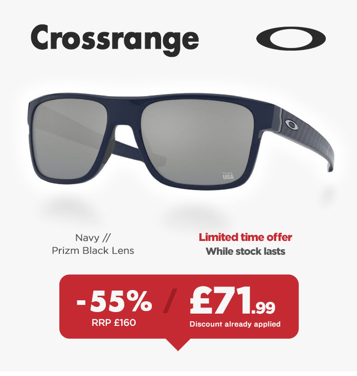 Oakley Sunglasses Sale - Crossrange