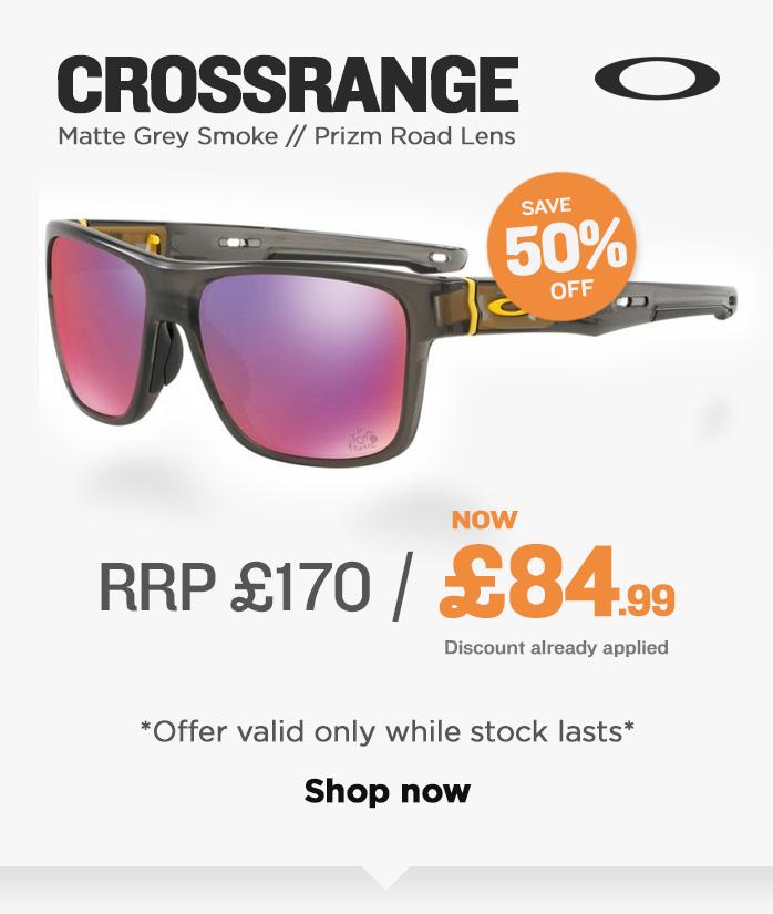 Oakley Sunglasses Sale - Crossrange