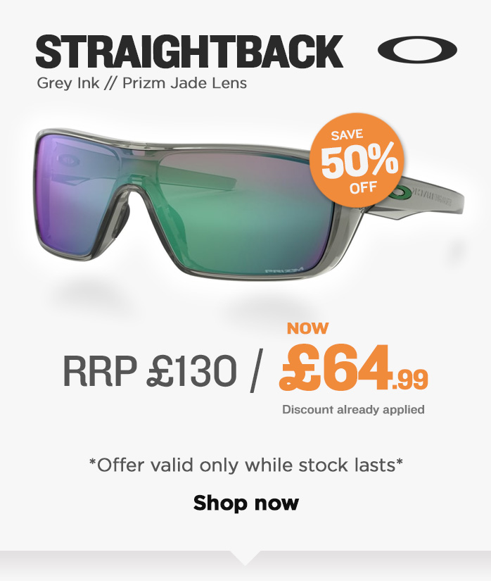 Oakley Sunglasses Sale - Straightback