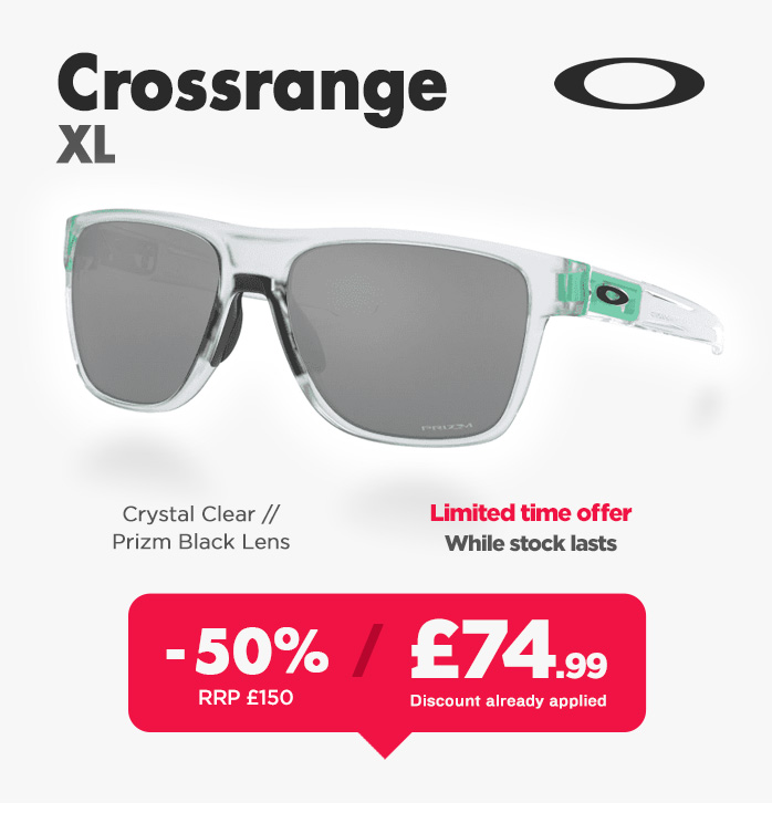 Oakley Sunglasses Sale - Crossrange XL