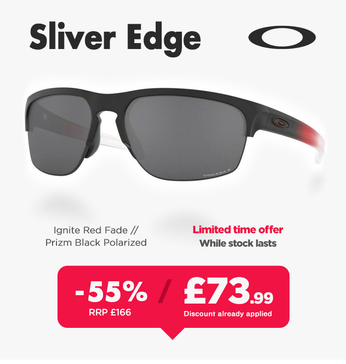 Oakley Sunglasses Sale - Sliver Edge