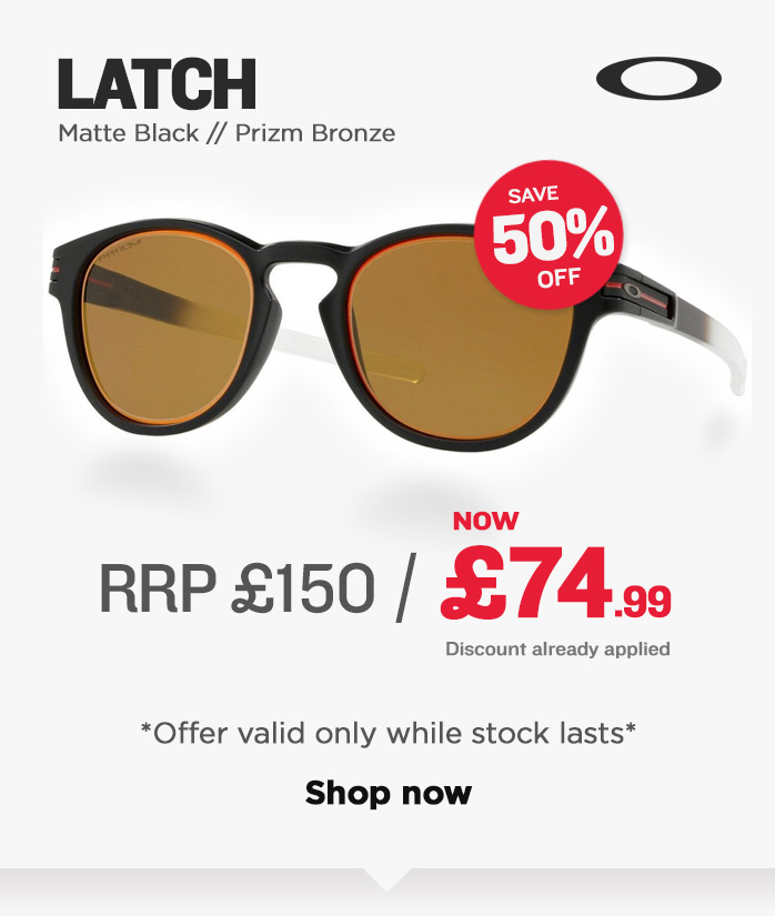 Oakley Sunglasses Sale - Latch