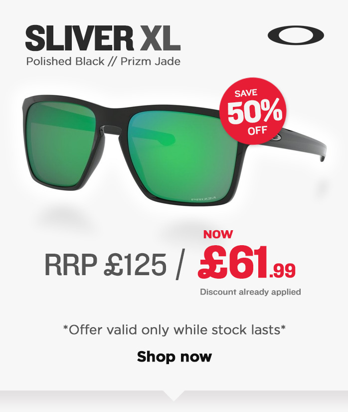 Oakley Sunglasses Sale - Sliver XL