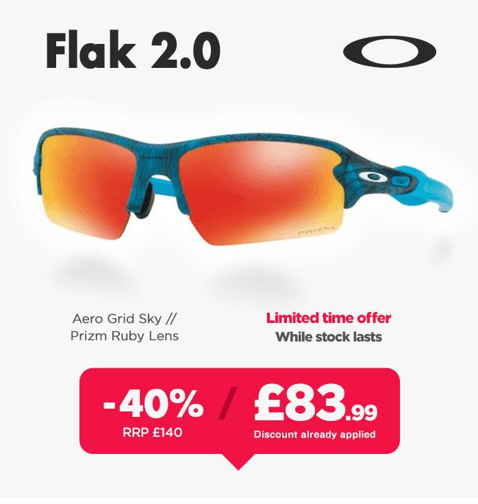 Oakley Sunglasses Sale - Flak 2.0