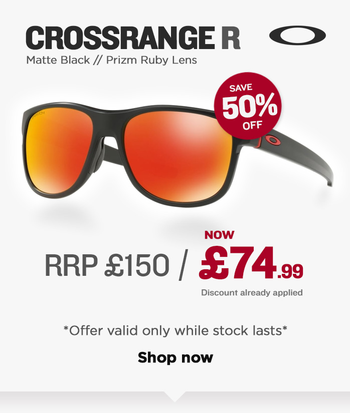 Oakley Sunglasses Sale - Crossrange R