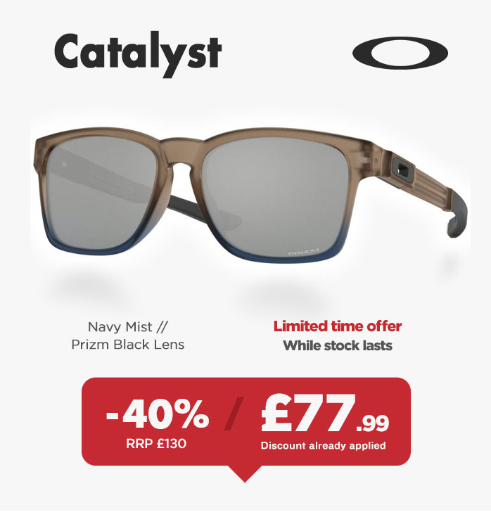 Oakley Sunglasses Sale - Catalyst