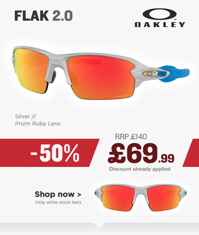 Oakley Sunglasses Sale - Flak 2.0