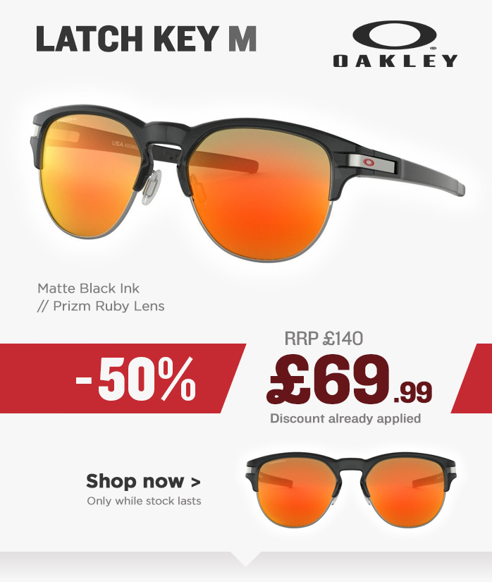 Oakley Sunglasses Sale - Latch Key M