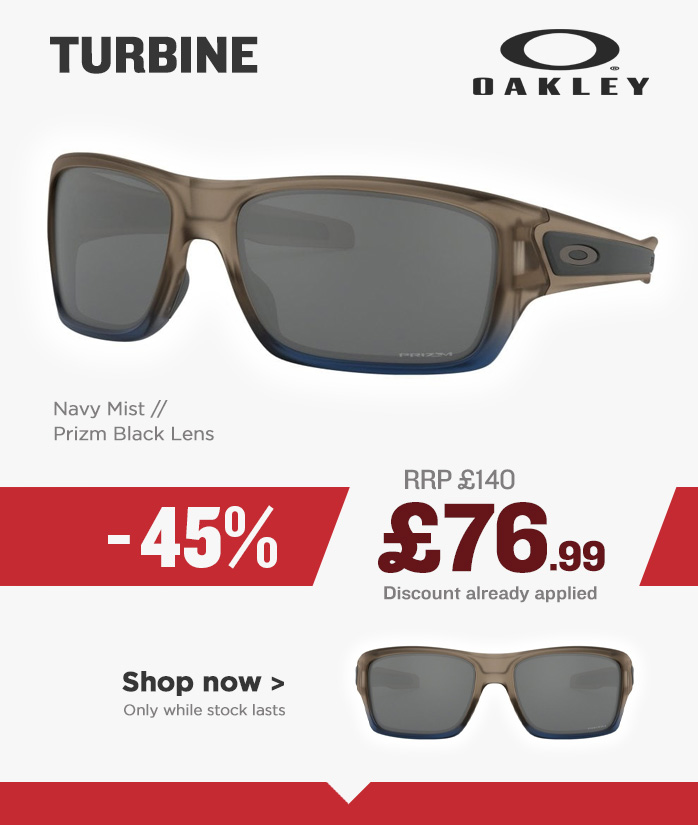Oakley Sunglasses Sale - Turbine
