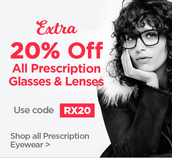 Glasses from Oakley, Ray-Ban and more
