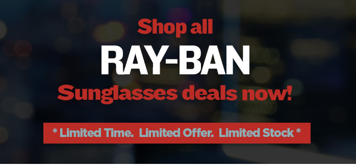 Shop all Ray-Ban Sunglasses