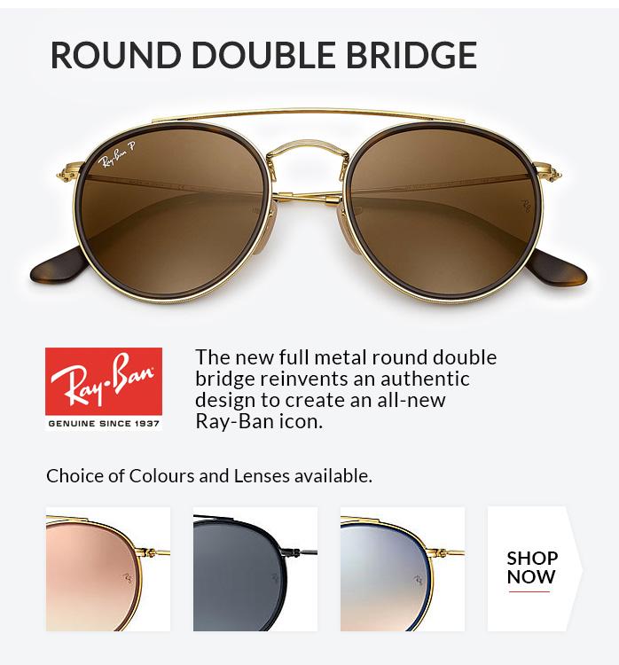 Ray-Ban Double Bridge