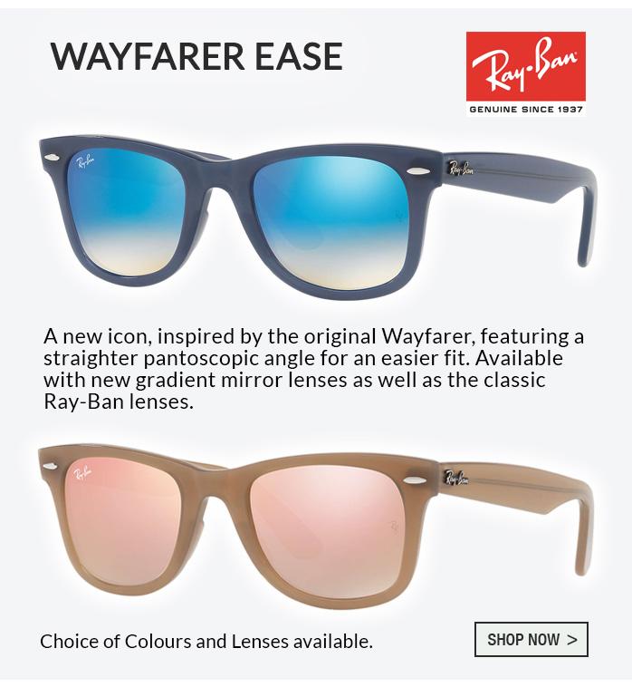 Ray-Ban Wayfarer Ease