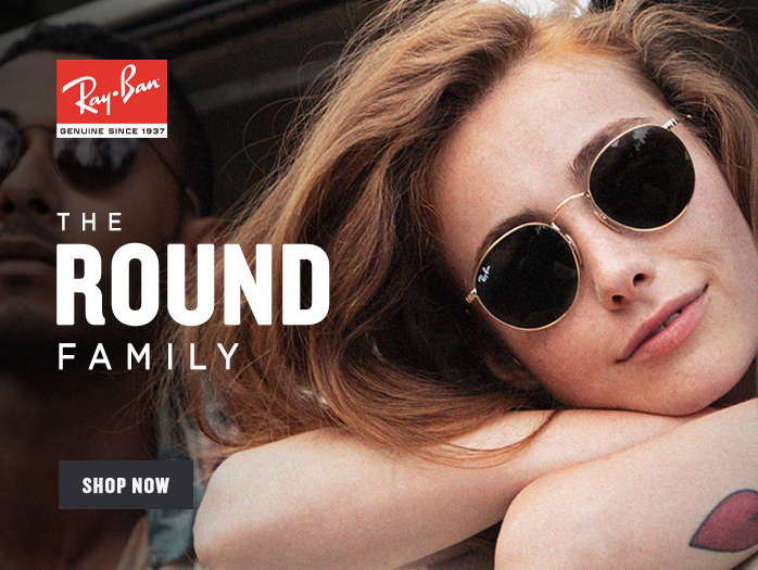 Shop all Ray-Ban Round Sunglasses