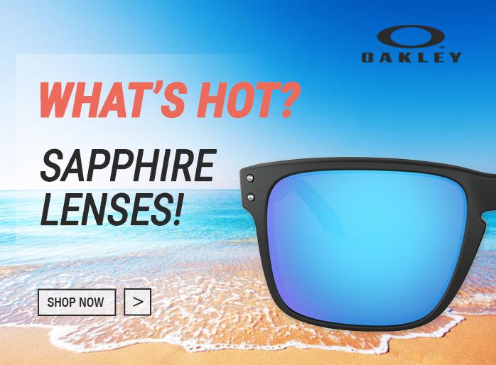 Sapphire Lensesfrom Oakley