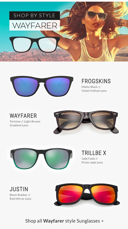 Shop by Style | Wayfarer