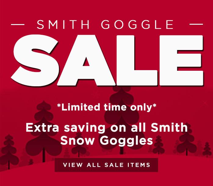 Smith Goggles Sale