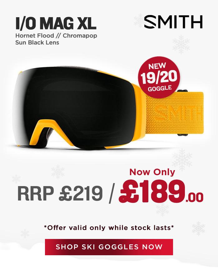 Smith Goggle Sale - I/O Mag XL