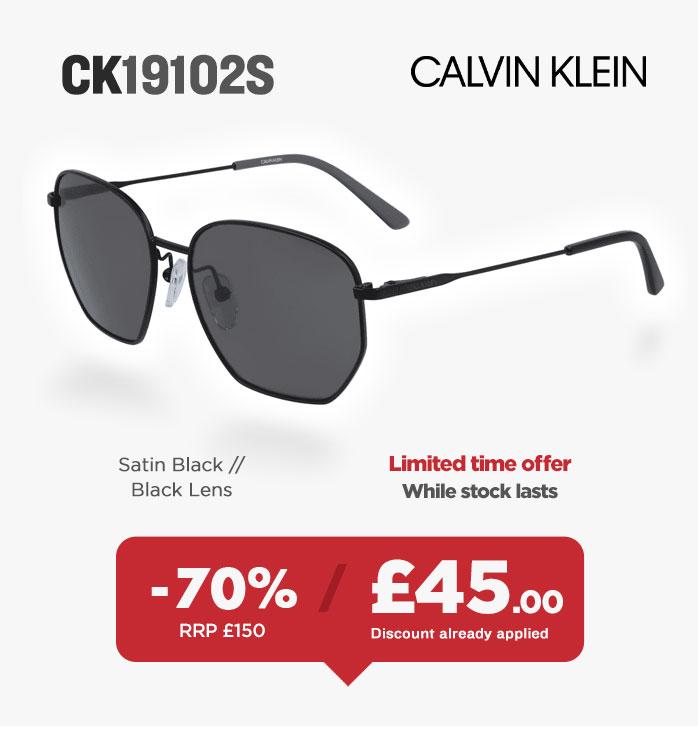 Sunglasses Sale - Calvin Klein CK19102S