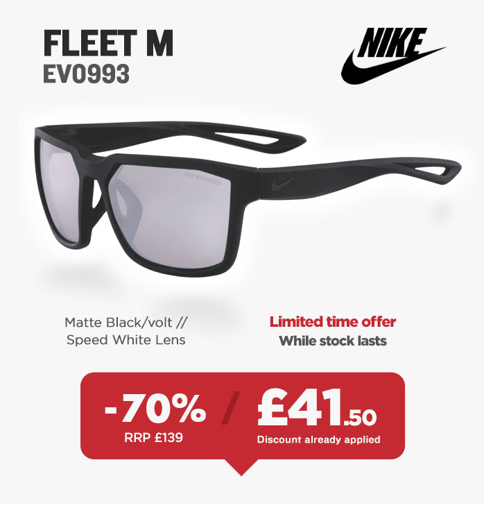 Sunglasses Sale - Nike Fleet M