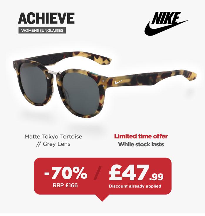 Sunglasses Sale - Nike Achieve