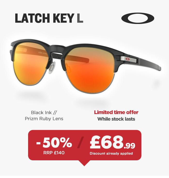 Sunglasses Sale - Oakley Latch Key
