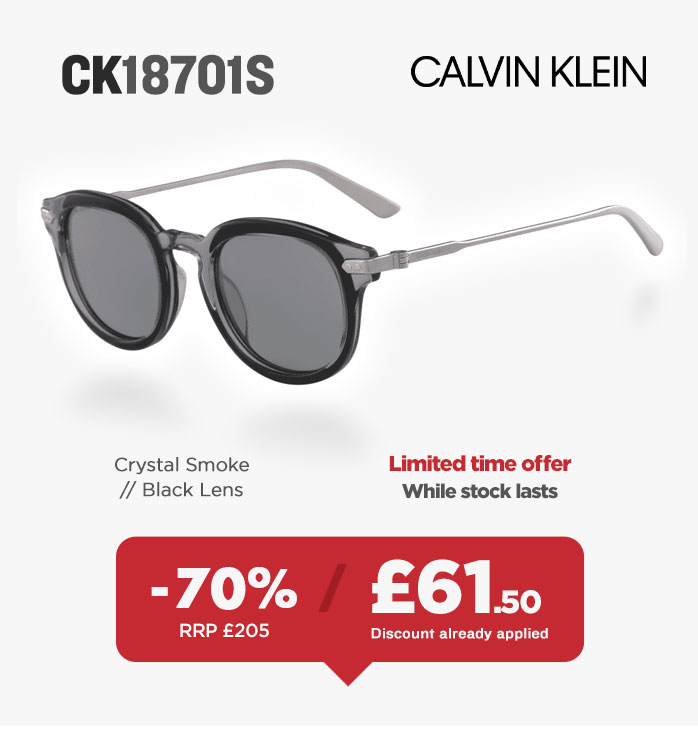 Sunglasses Sale - Calvin Klein CK18701S