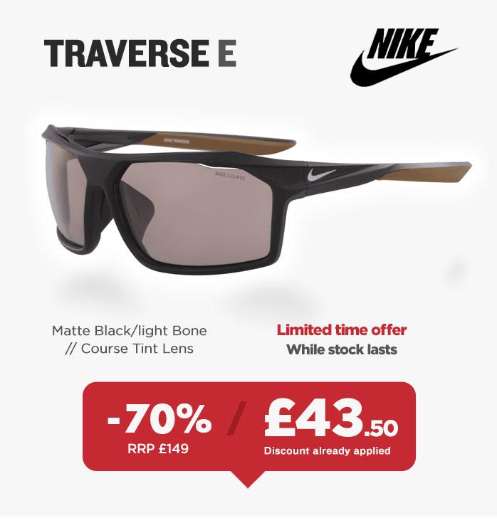 Sunglasses Sale - Nike Traverse