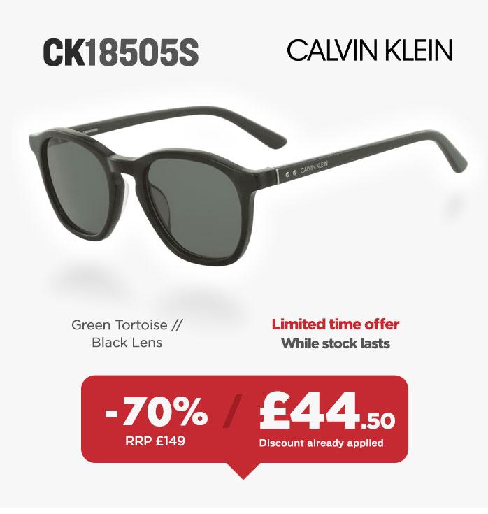 Sunglasses Sale - Calvin Klein CK18505S