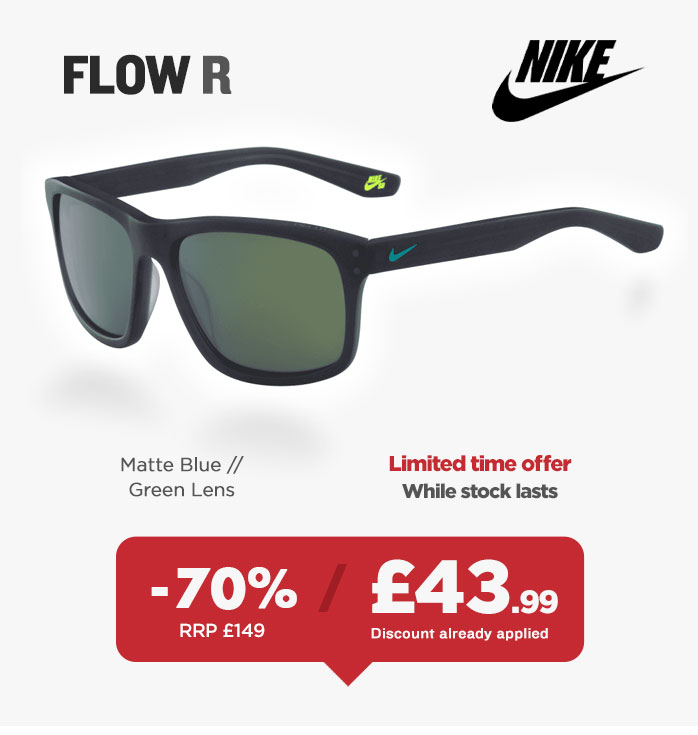 Sunglasses Sale - Nike Flow R